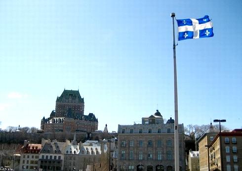 ケベック州旗